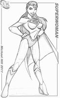 SUPERWOMAN by icemaxx1