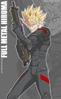 FULL METAL HIRUMA by Eswaranma