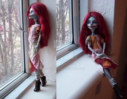 Monster High Doll Mod - Sally 2 by tbdoll