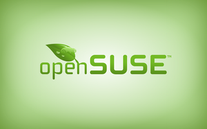 openSUSE leaves by dakki000