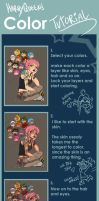 Color Tutorial by Harpyqueen