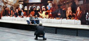 Dublin's Last Supper by Ancient-Hoofbeats