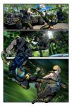 Celflux Issue 2 Page 8 Preview by gemgfx