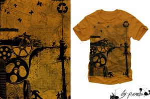 my prodiction t-shirt by pandor1