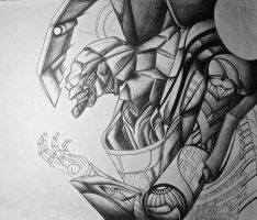 Decepticon by SilverSpectrum23