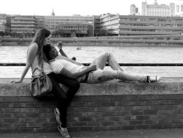 London Romance by tracy-Me