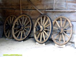 OLD COUNTRY WHEELS... by magicandbrother