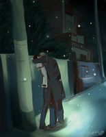[Junjou romantica]-Unable to let go by Galukxys