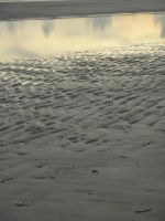 Ripples on the Sand by RanebowStitches