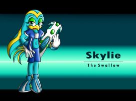 :Prize: Skylie Wallpaper by SonARTic