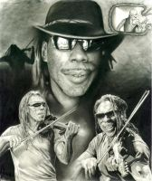Boyd Tinsley by dmbgal07