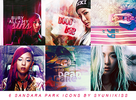 Dara Icons by Syuniikissing