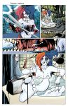 Harley Quinn DC Talent Search Colors by dtor91