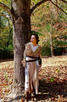 Rey Cosplay 23 by Marivyn