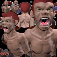 Zbrush Practice - Boy 2 by SEspider