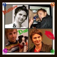 Matt and Dom by MuseLover5
