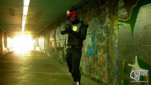 Dredd 2013 Photoshooting by CosplayCorp