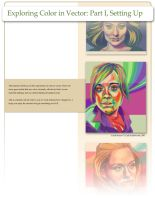 Exploring Color In Vector: I by abigailsouthworth