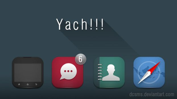 Yach by dcsms