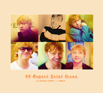 40 Rupert Grint Icons by allwaswellharry
