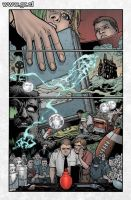Locke And Key 03 pag 19 color by GabrielRodriguez