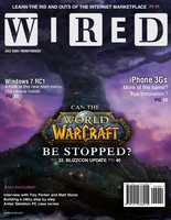 Faux Wired Magazine Cover by arnoldisawesome