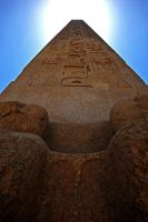 Obelisk, Egypt by fourthwall