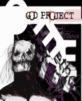 Krad Legna The God Project by zafroghippo
