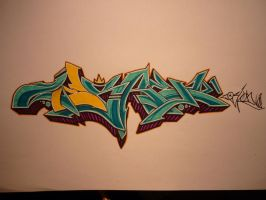 ZESKER01 defined devine lines by Graffitiminded