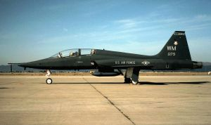 'Stealth' T-38 by F16CrewChief