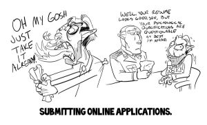 Submitting Online Applications by Fyuvix