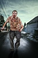 Zombidemic - Attack by falt-photo