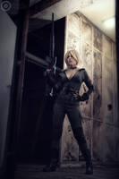 I am Sniper Wolf and I always kill what I aim at. by LadyDaniela89