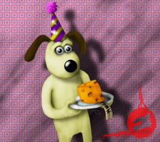 Gromit's Birthday Surprise by DoubleDandE
