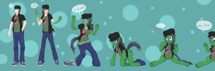 Commission - Bad Luck of all Kinds by HoneyForest