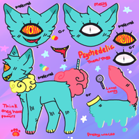 Psychedelic Ref by qoatlord