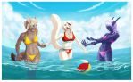 Summer, Sea and sun by Koshshshka