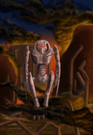 Marendar Appears by Saronicle