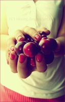 Cherries anyone? by Nhung