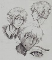 Sketches of Anonymous by Yavanni