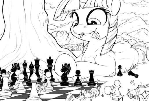Your Move by Tsitra360