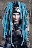 Cybergoth II by Tvirinum