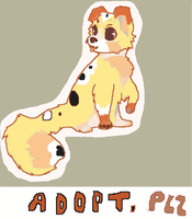 ADOPT!!! 10 points :) BID! by FoxiArtist