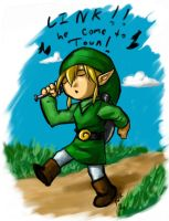 LINK...he come to town by gts