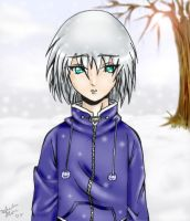 Riku in Winter by bradsgurl