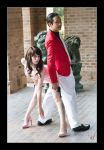 Pink Fujiko ~ Lupin the 3rd 4 by SinnocentCosplay