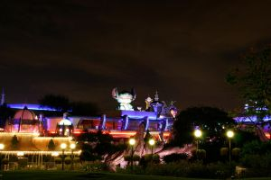Magic Kingdom Halloween 34 by AreteStock