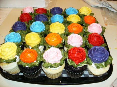Cupcakes Galore by Nimhel