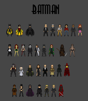 Ultimate Batman by cirom-ohre