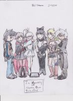 R.I.P Monty Oum... by ThelVoramee